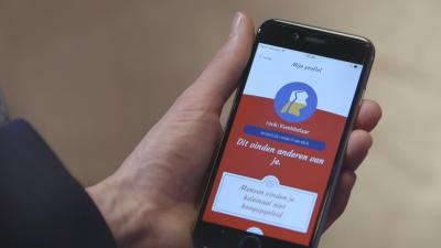 App Sprekend Nederland