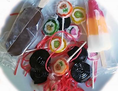 Mini-onderzoekje 14: snoepgoed en zo