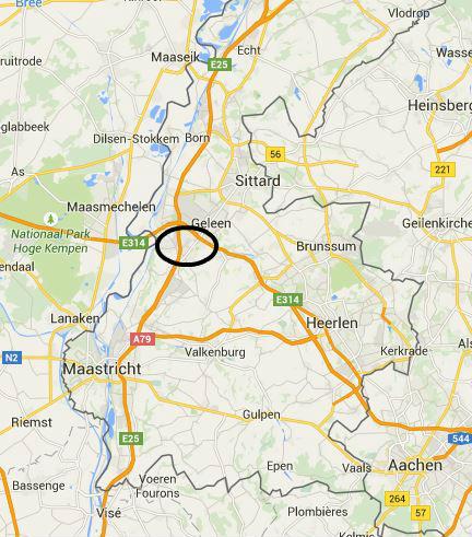 Nederlands-Limburg, Elsloo - Geleen