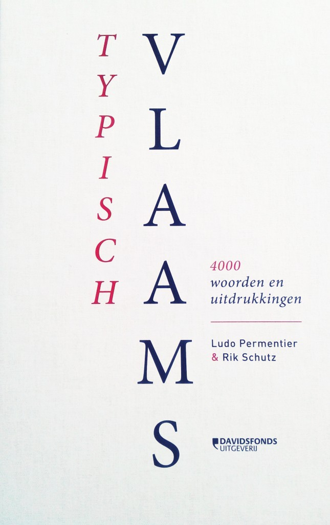 Typisch Vlaams: cover