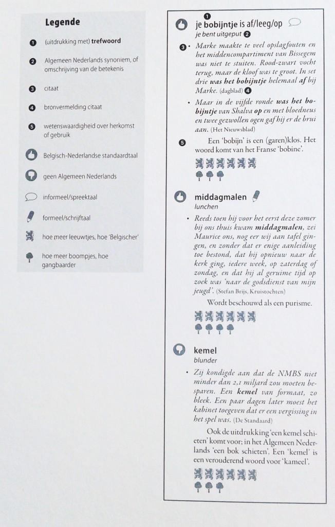 Typisch Vlaams: legende
