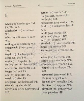Brabants-Nederlands