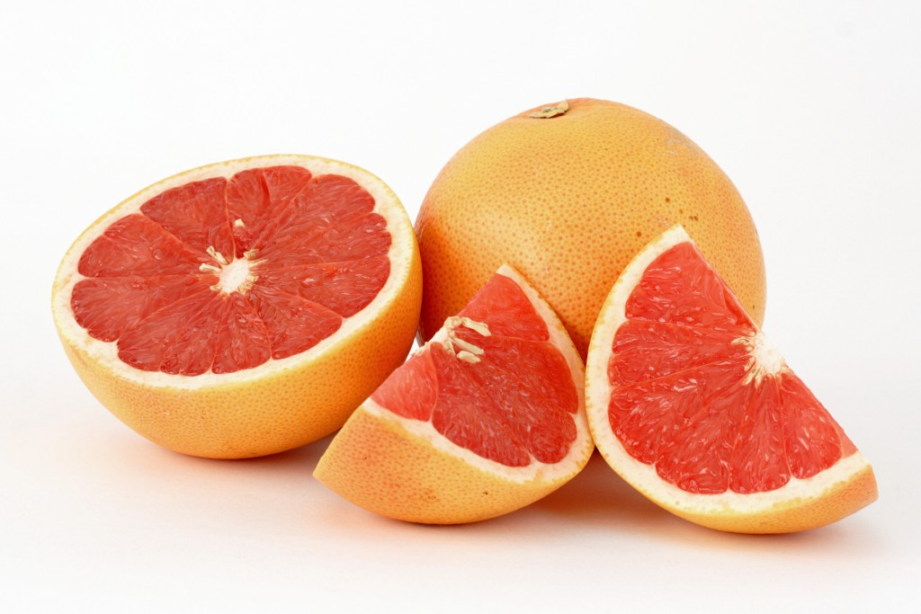 Grapefruit of pompelmoes?