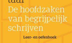 Boek Duidelijke taal Peter van der Horst
